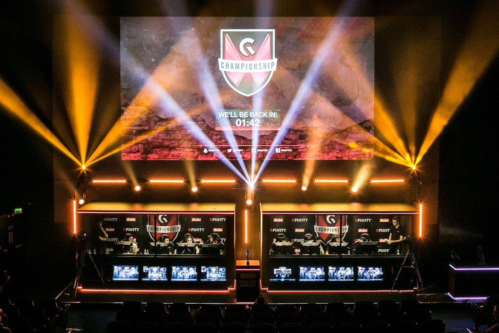 Gfinity Appoint Strive Sponsorship to Help Realise eSports Value