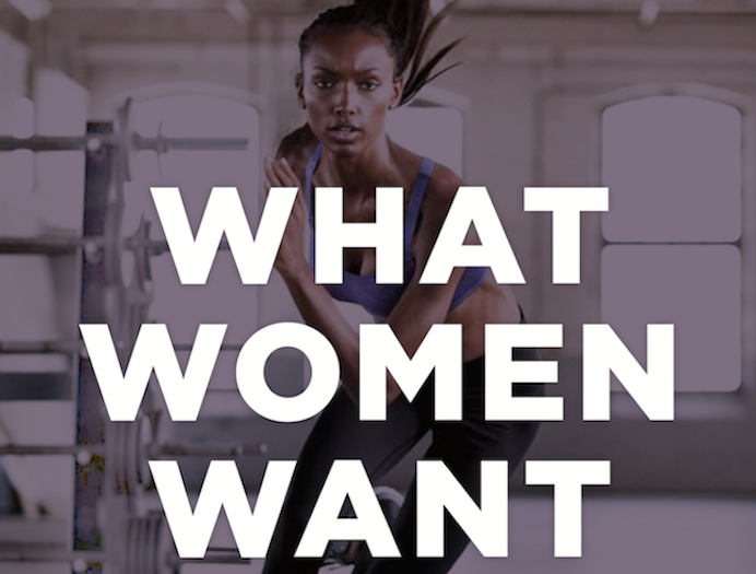How brands can benefit from the explosion in female fitness