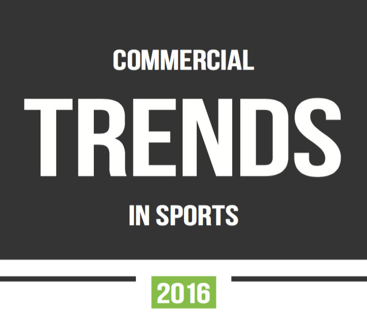 Commercial Trends in Sport Report 2016