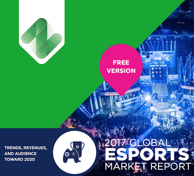 Newzoo's Global eSports Market Research Report 2017