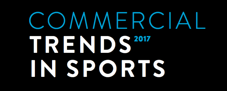Commercial trends in sport 2017