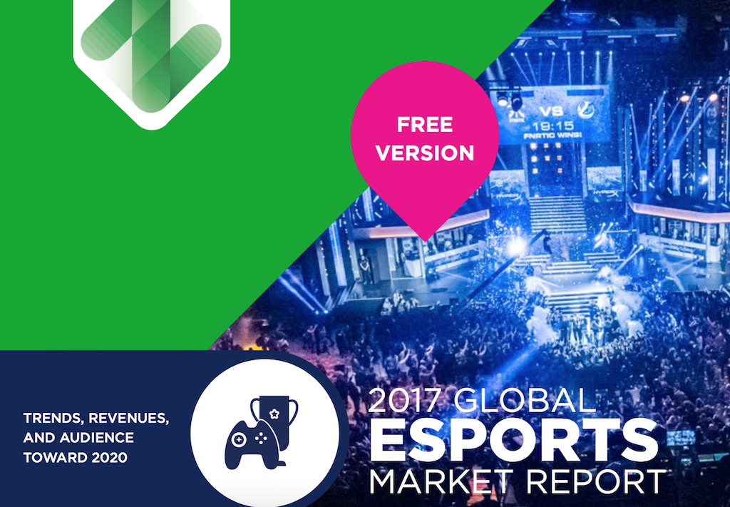 Global eSports market report 2017