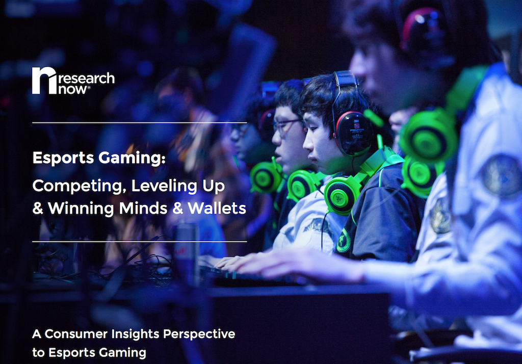 Esports: competing, levelling up & winning minds and wallets