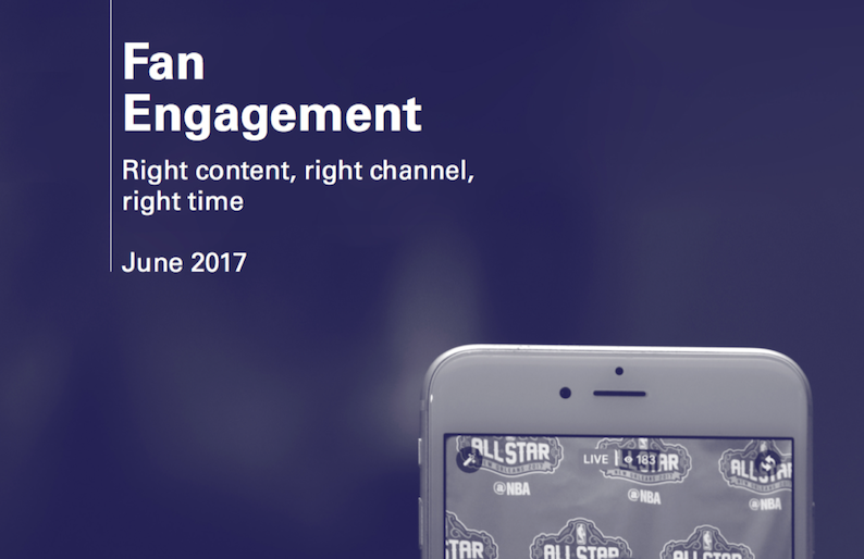Fan Engagement: Right content, right channel, right time