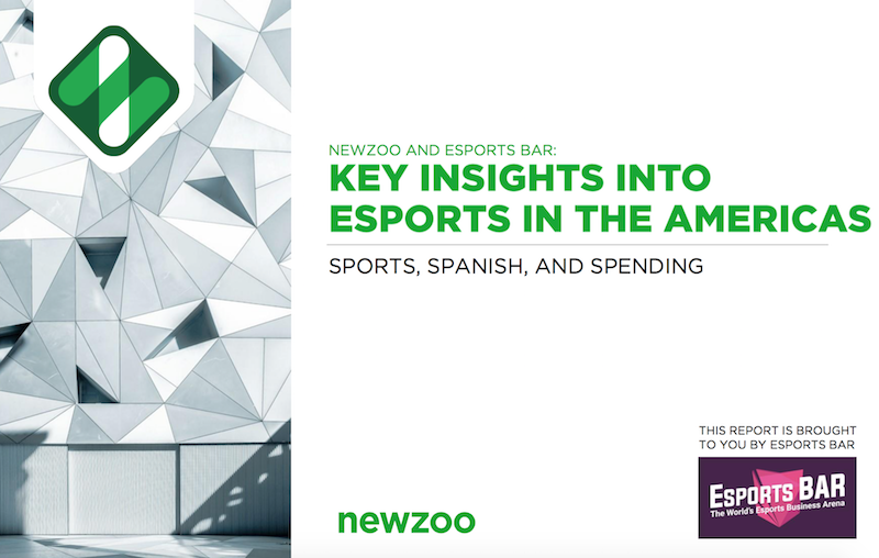 Key insights into esports in the Amercias