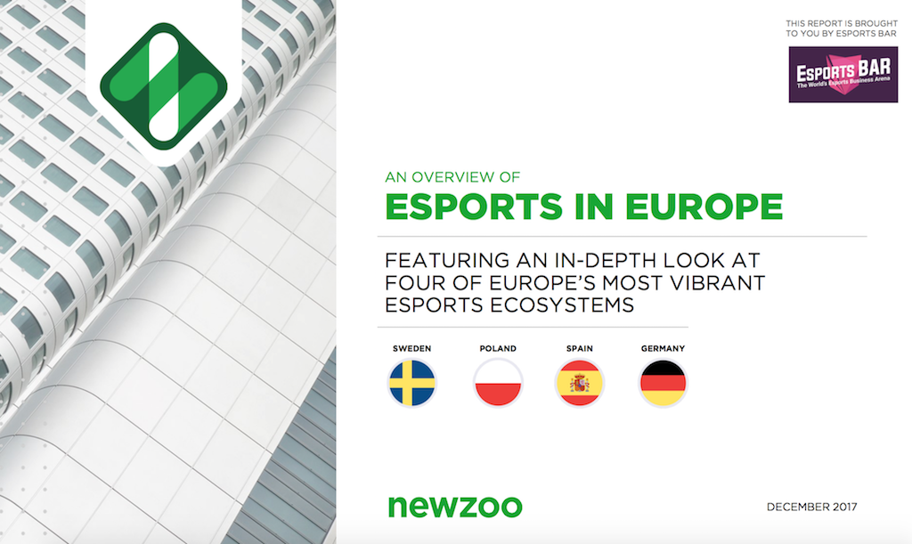 An overview of esports in Europe