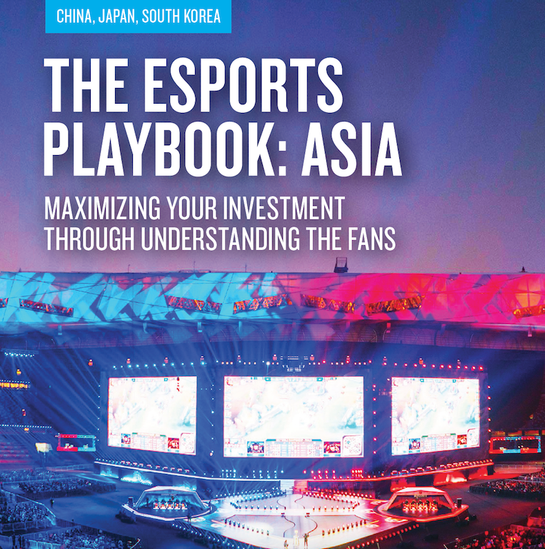 Nielsen's esports playbook Asia: maximising your investment through understanding the fans