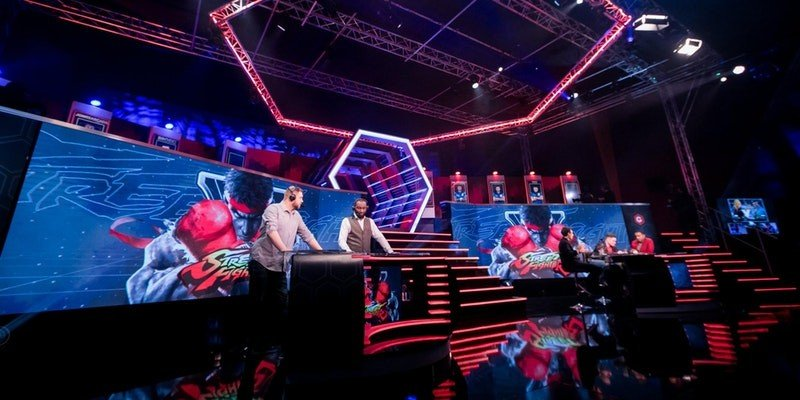 Digital Sport London esports special event, 27th March 2018 – Strive MD Malph Minns to speak