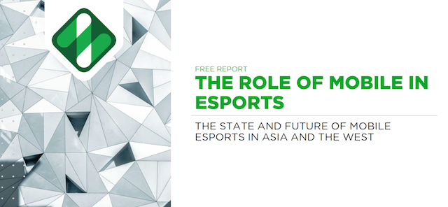 The Role of Mobile in Esports Report (Newzoo)
