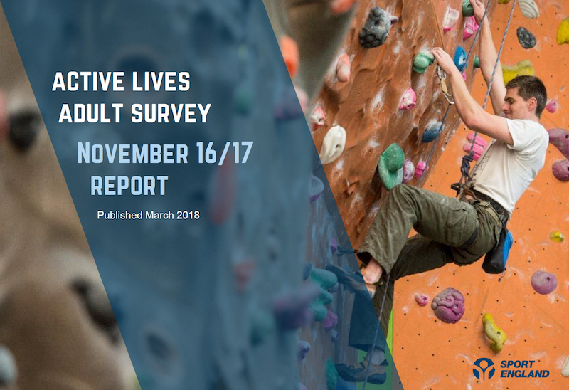 UK Active Lives Adult Survey Nov 16-17 report