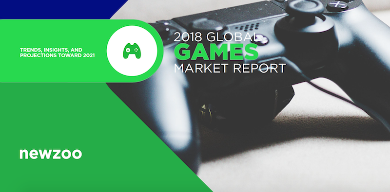 Global games market report 2018