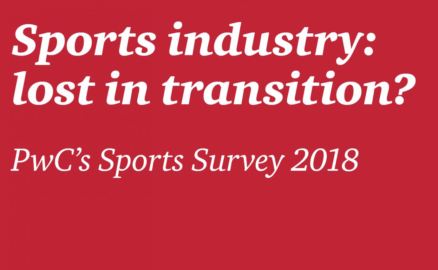 PwC's Sports Survey 2018
