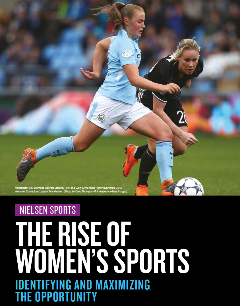 The Rise of Women's Sports – Identifying and Maximising the Opportunity