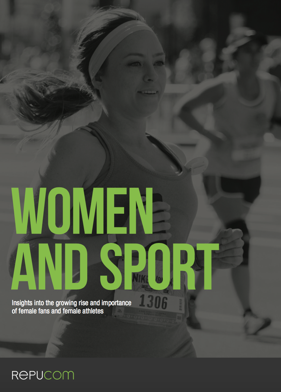 Insights into the growing rise and importance of female fans and female athletes