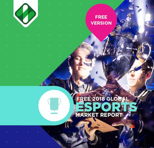 Global Esports Market Report 2018 (Newzoo)