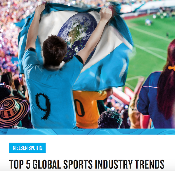 Top 5 global sports industry commercial trends 2018