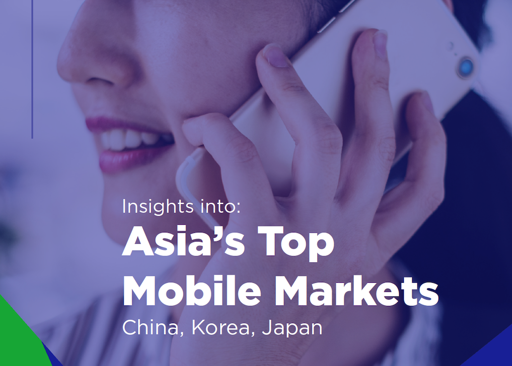 Asia's top mobile game market report