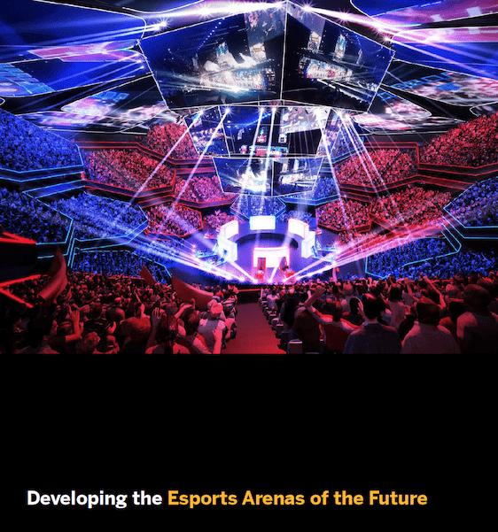 Designing the esports venue of the future