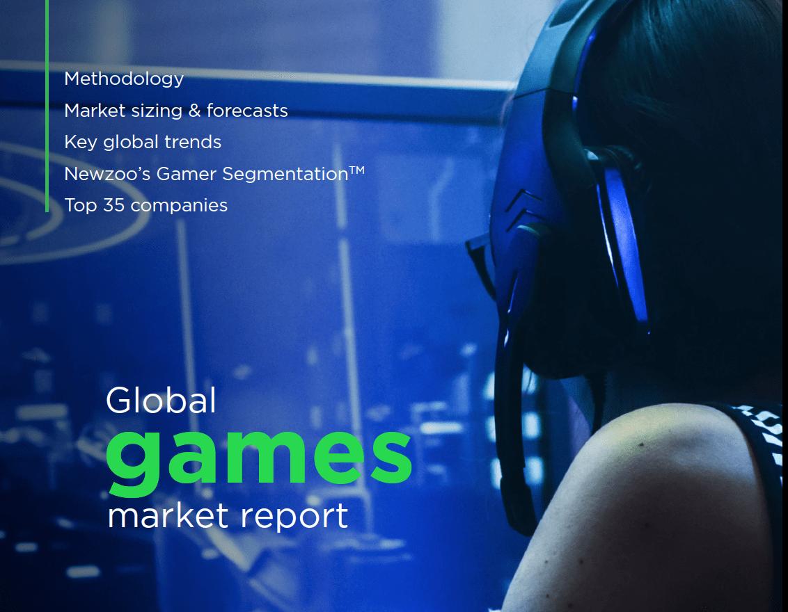 Global games market report 2019