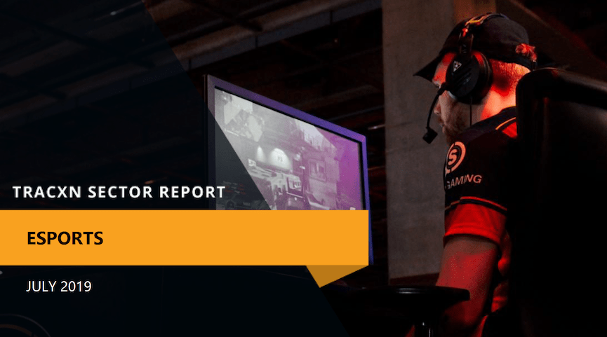 Esports investment overview 2019