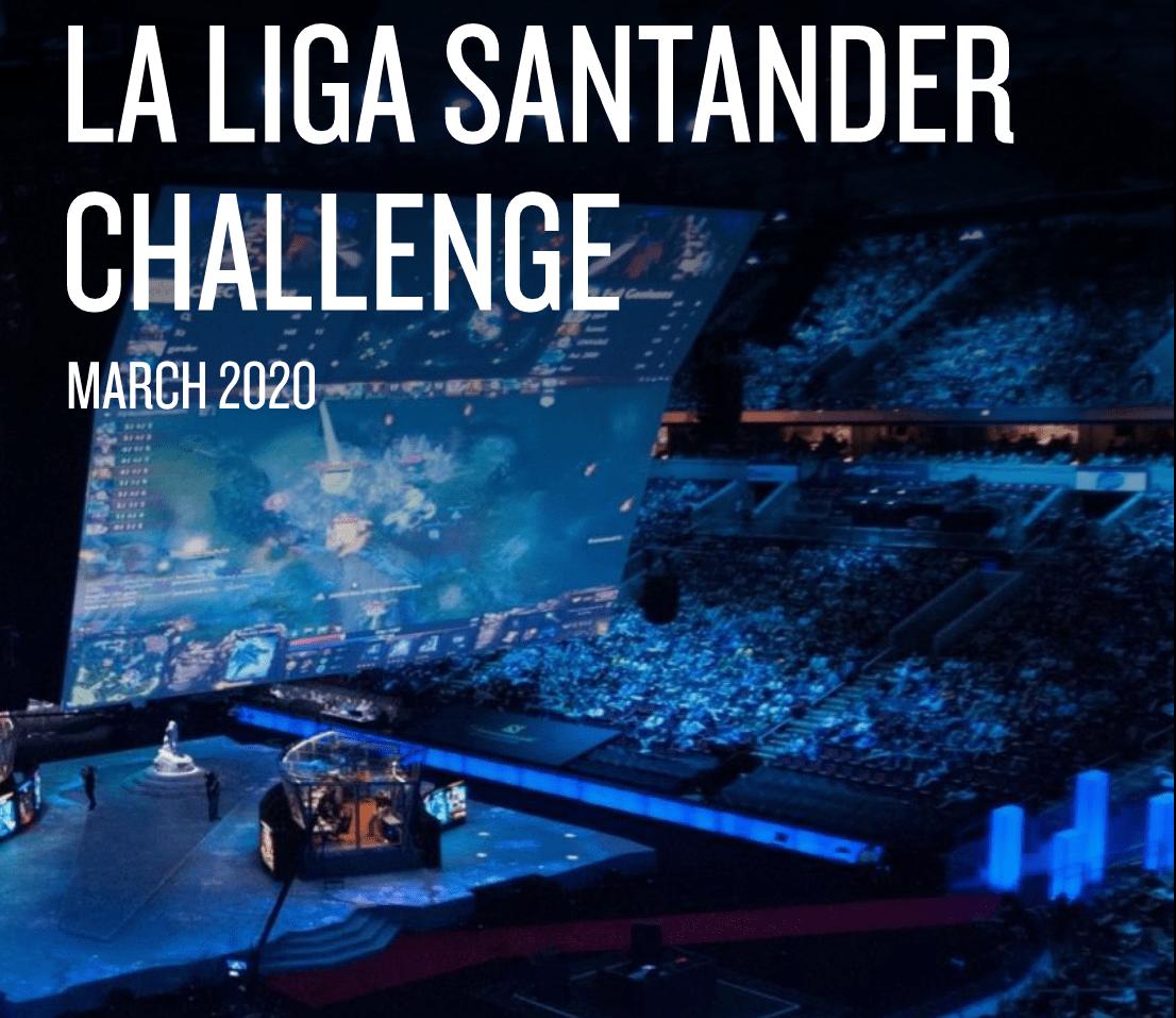 The LaLiga Santander coronavirus esports challenge report