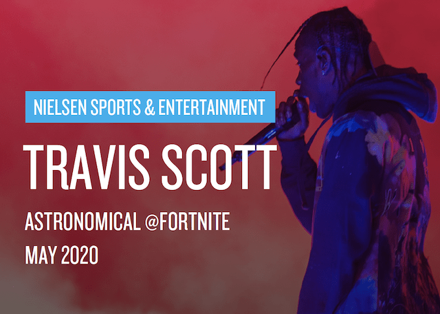 Travis Scott and Fortnite: Astronomical – music and gaming event report