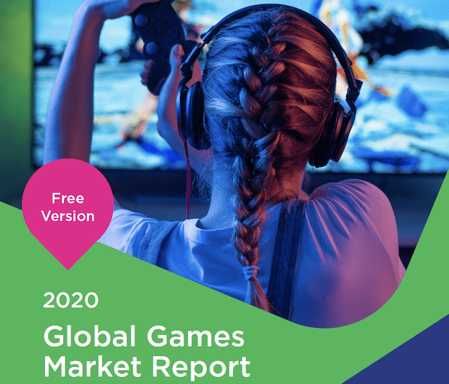 The global games market report 2020