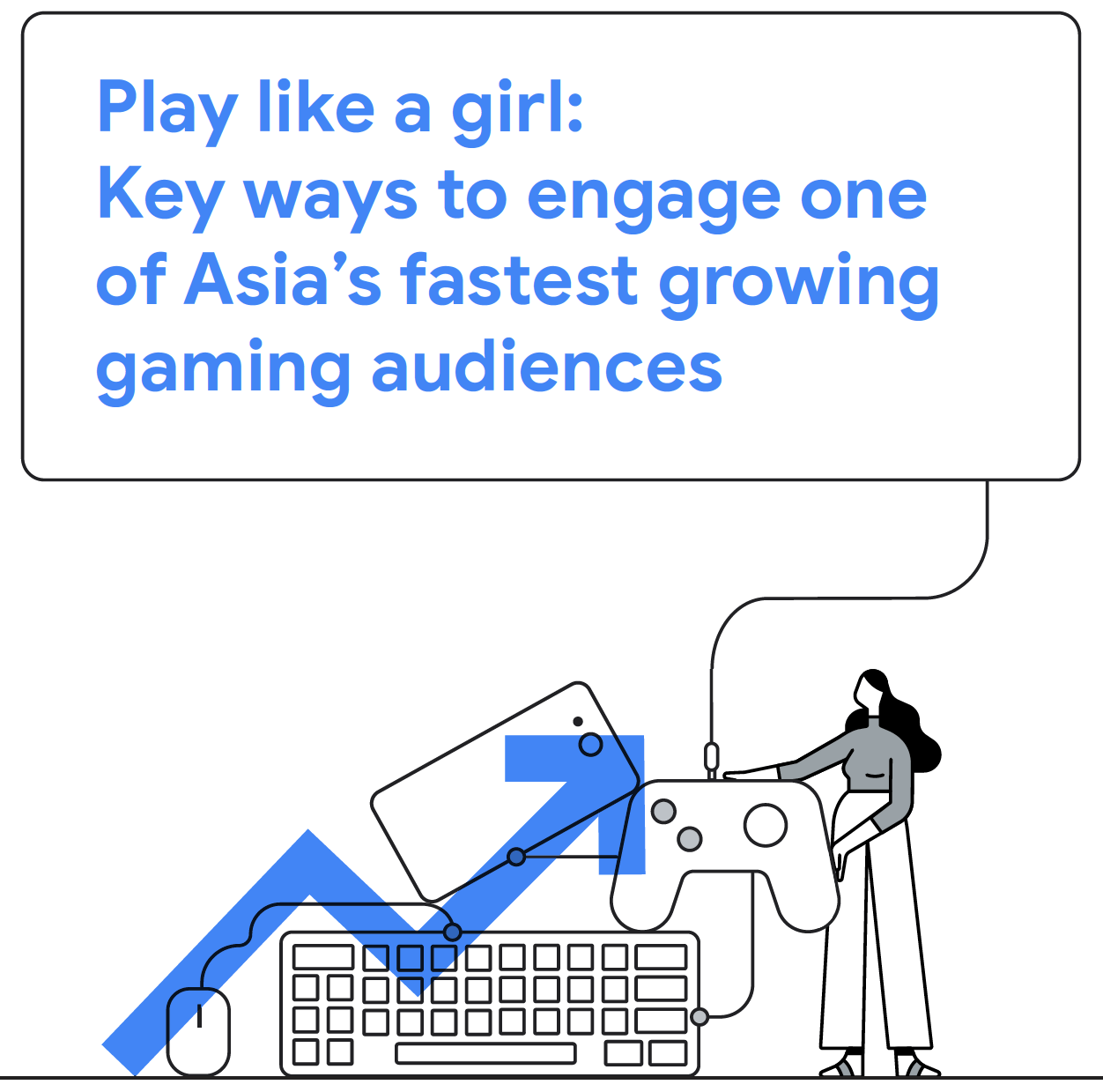 Key ways to engage one of Asia's fastest growing gaming audiences