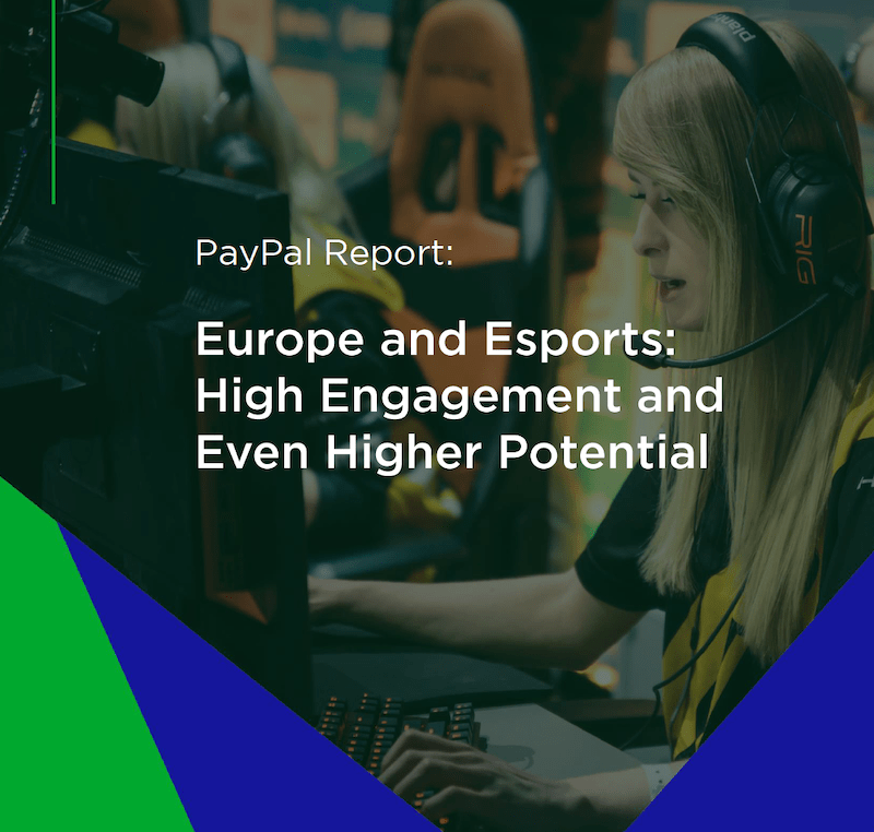 The European esports report – high engagement and even higher potential