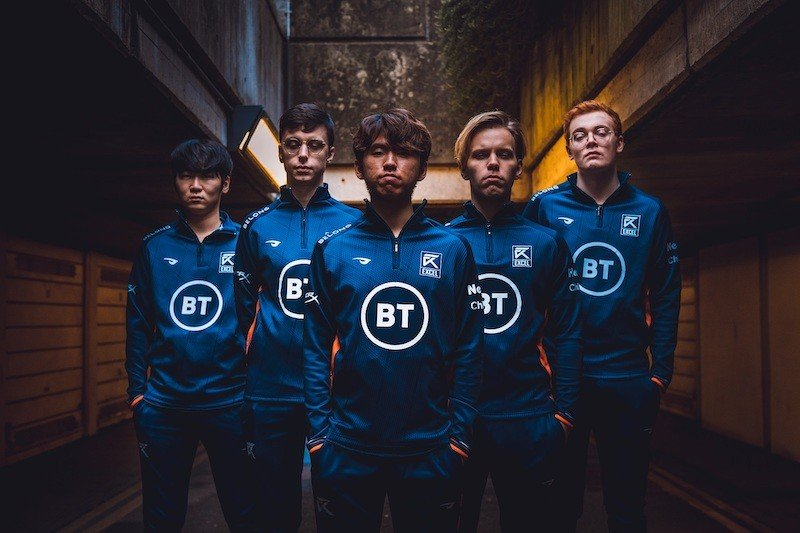 Strive's BT and Excel Esports sponsorship work deemed 'one of the biggest esports partnerships of 2020'