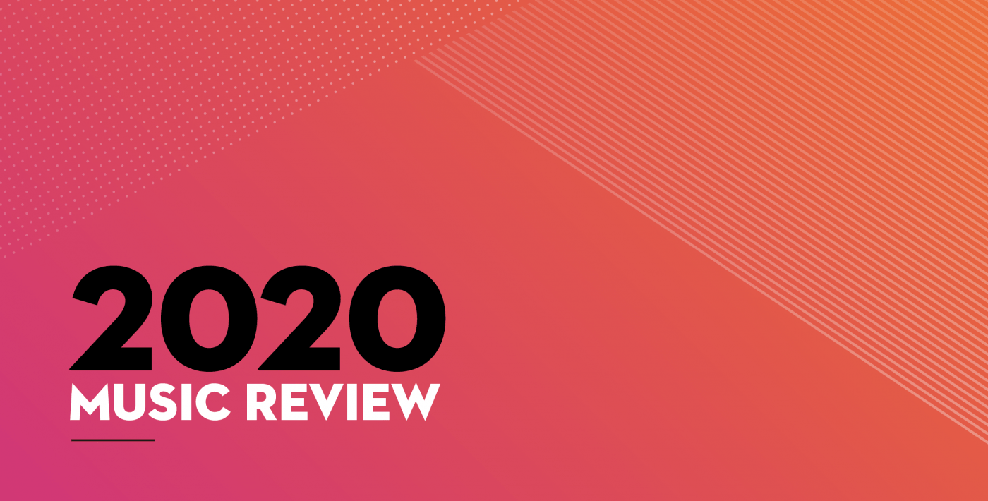 Music industry review 2020