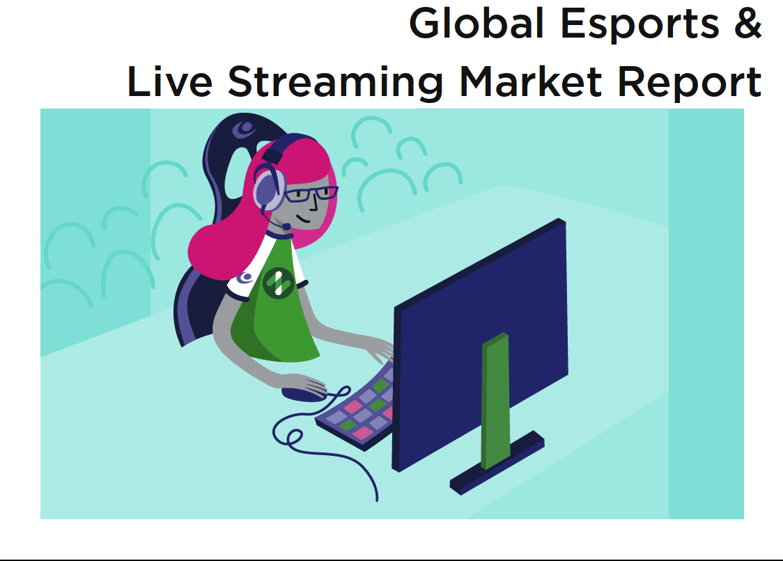 Esports and live streaming report 2021
