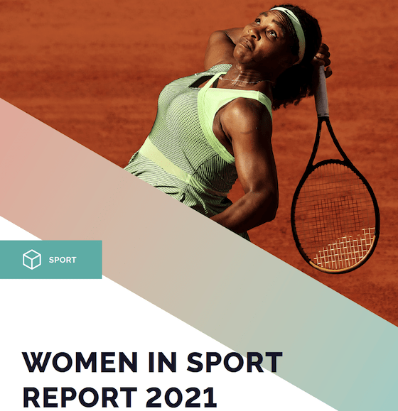The growth in women's sport and what it means for marketers report