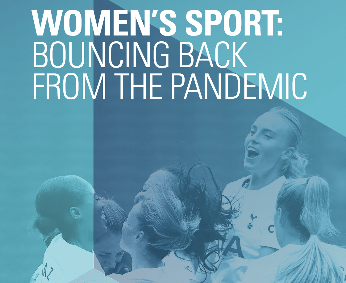 Threats and opportunities in women's sport report 2021